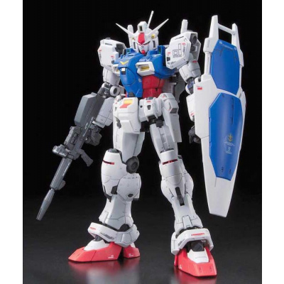 Gundam: Real Grade RX-78 GP01 1:144 Model Kit