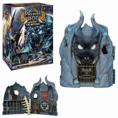 DC Comics: Primal Age - Batcave Play Set