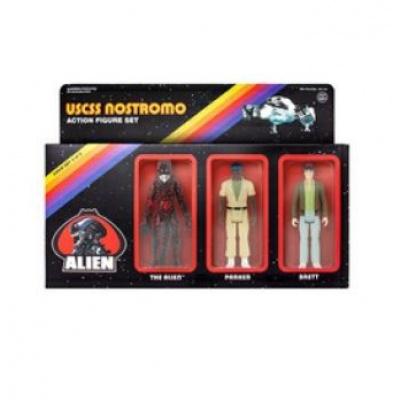 Alien: Pack B - 3.75 inch ReAction Figure 3-Pack