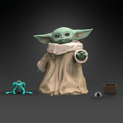 Star Wars The Mandalorian Black Series figurine The Child 3 cm
