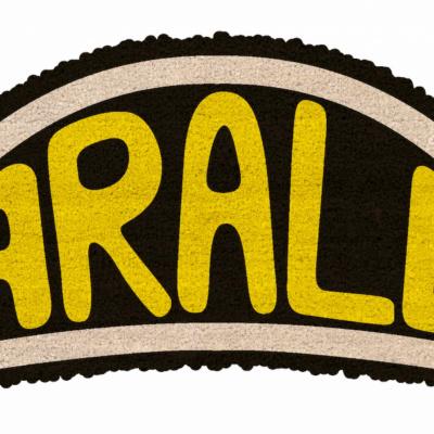 Dr. Slump: Arale Cap Logo 60 x 40 cm Doormat