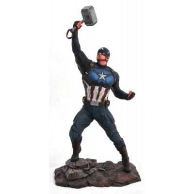 Marvel Gallery: Avengers Endgame - Captain America PVC Statue
