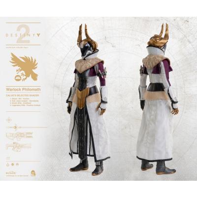 Destiny 2: Warlock Philomath - Calus's Selected Shader 1:6 Figure
