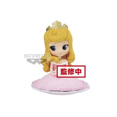 Q Posket SUGIRLY Princess Aurora Pastel Color Version - 9cm