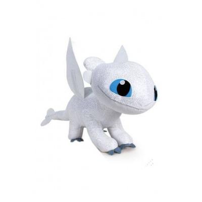 Pluche Dragons Light Fury