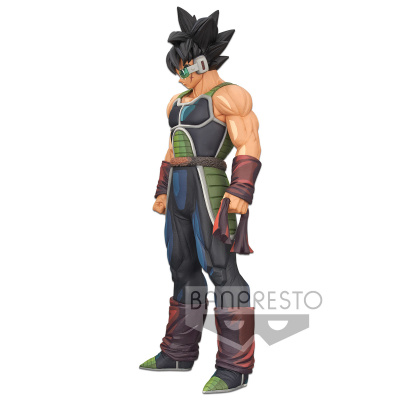 Dragon Ball Z: Grandista Bardock Manga Dimensions