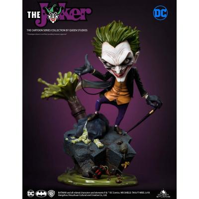 DC Comics: Cartoon Joker 1:3 Scale Statue