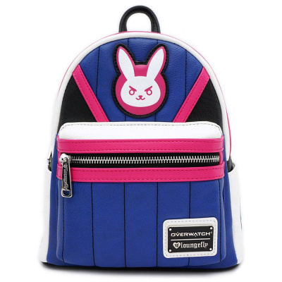 Overwatch by Loungefly Backpack D.VA