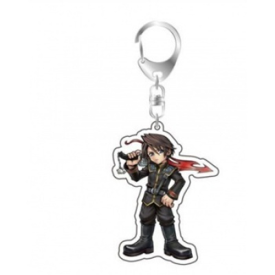 Dissidia Final Fantasy Acrylic Key Holder Vol.8 - Squall