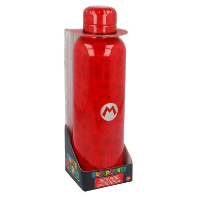 INSULATED STAINLESS STEEL BOTTLE 515 ML SUPER MARIO