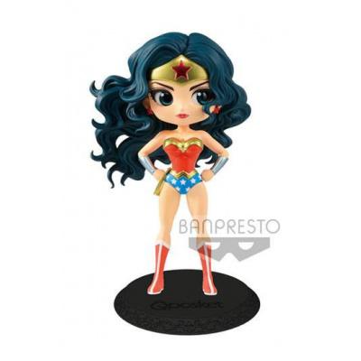 DC Comics figurine Q Posket Wonder Woman B Special Color Version 14 cm