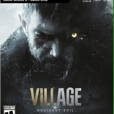 Resident Evil VIIIage (Xbox one/Xbox series X)
