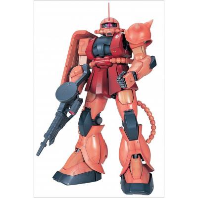 Gundam: Perfect Grade - MS-06S Zaku II 1:60 Model Kit