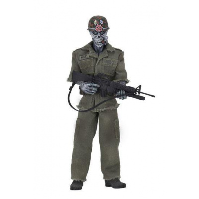 S.O.D.: Sgt. D 8 inch Clothed Action Figure