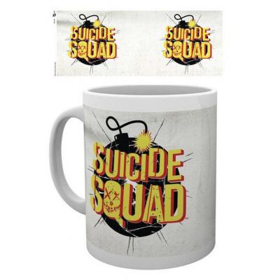 SUICIDE SQUAD - Mug - 300 ml - Bomb