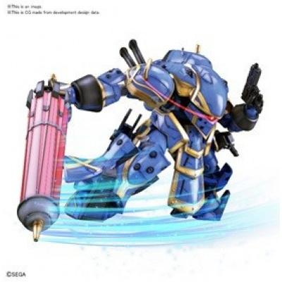 Sakura Wars: High Grade Spiricle Striker Mugen (Anastasia Palma Type) 1:24 model kit