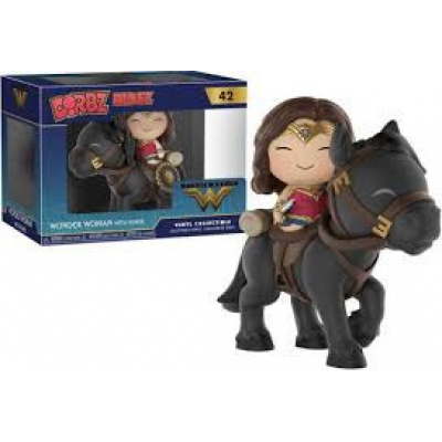 Funko / Dorbz Ridez 42 - Wonder Woman op Paard
