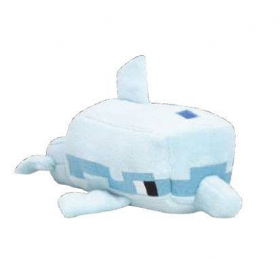 Minecraft: Happy Explorer Dolphin Plush