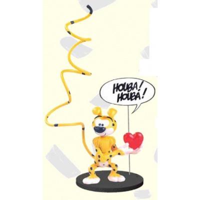 Marsupilami: Comics Speech Collection - Marsupilami Heart Statue