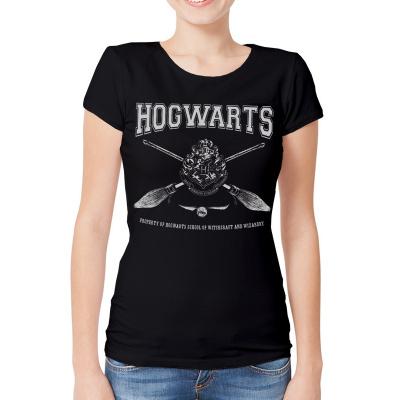 HARRY POTTER - COLLEGIATE HOGWARTS BLACK