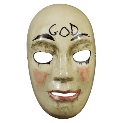 The Purge Anarchy: God Injection Mask