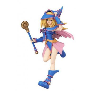 Yu-Gi-Oh figurine Figma Dark Magician Girl 15 cm