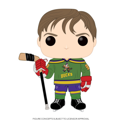 Pop! Disney: Mighty Ducks - Adam Banks