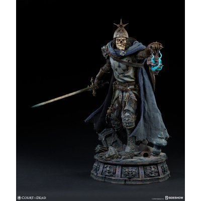 Court of the Dead: Relic Ravlatch - Paladin of the Dead Premium Statue