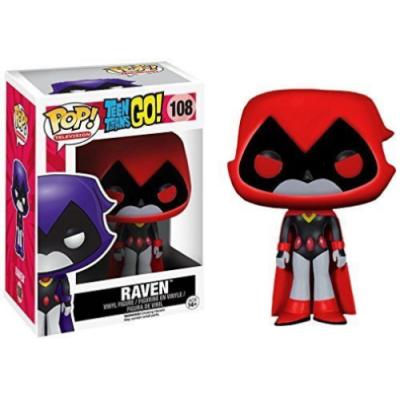 DC TEEN TITANS GO!: Raven Red LE