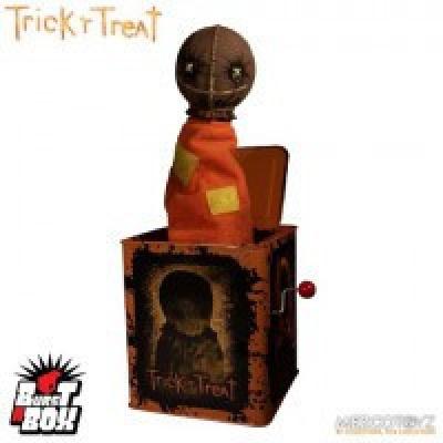 Trick 'r Treat: Burst a Box Sam