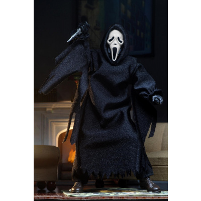 Scream: Ghostface - 8 inch Clothed Action Figure