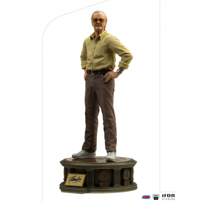Marvel: Stan Lee Legacy 1:4 Scale Statue