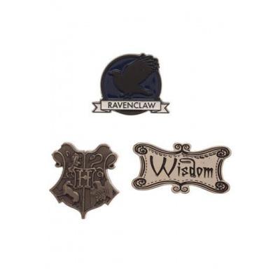 Harry Potter pack 3 badges Ravenclaw