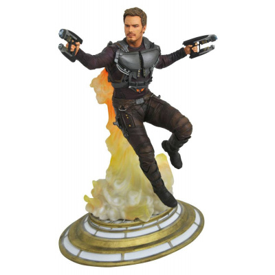 Guardians of the Galaxy Vol. 2 Marvel Movie Gallery statue Maskless Star-Lord 28 cm