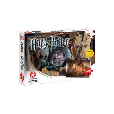 Harry Potter Puzzle Avada Kedavra