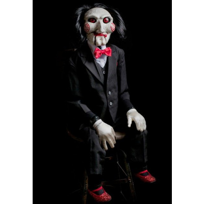 SAW: Billy Puppet Prop