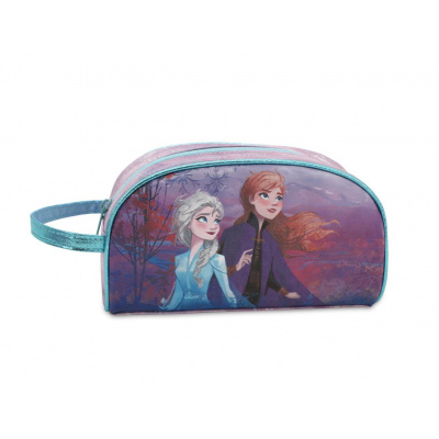 Anna & Elsa Toilet Bag