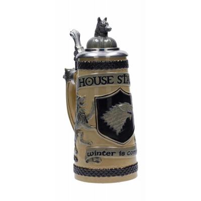 Game of Thrones: House Stark Bavarian Beer Stein Stein