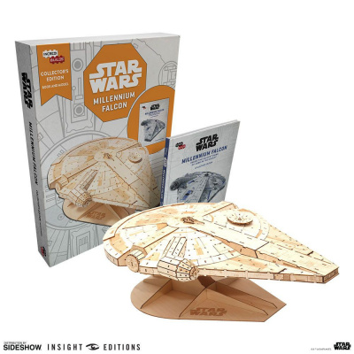 Star Wars: IncrediBuilds - Millennium Falcon Collector's Edition