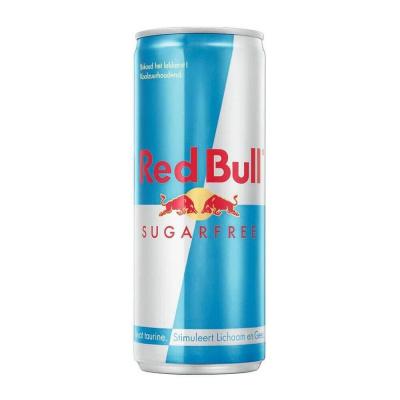 Redbull - sugar free