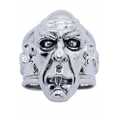 Nosferatu: Vampire - Silver Plated Ring Size 9