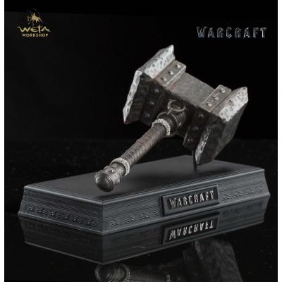 Warcraft Movie: Orgrim's Doomhammer 1:6 Scale Statue