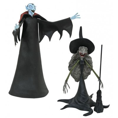 NBX Select: Series 8 - Tall Witch and Band Member Action Figure