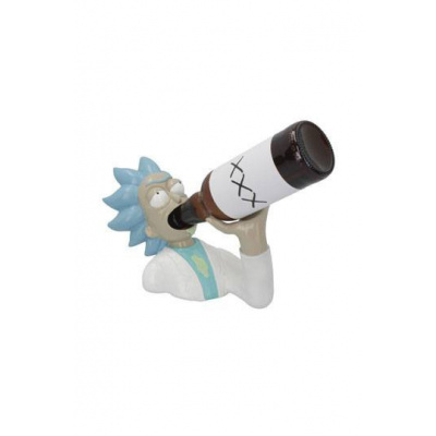 Rick and Morty Bottle Holder Guzzler Rick