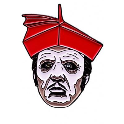 Ghost: Cardinal Copia Enamel Pin