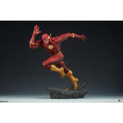 DC Comics: The Flash Premium Statue