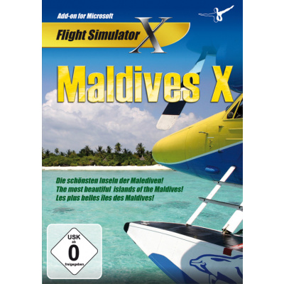 Maldives X (FS X Add-On) PC