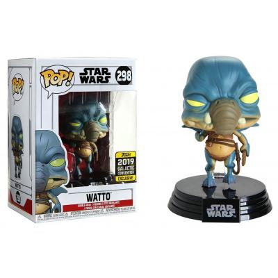 Funko POP! Star Wars Watto Exclusive