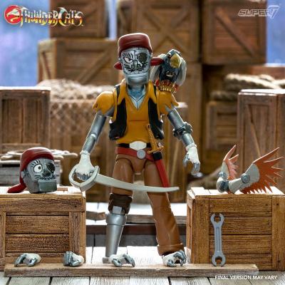 Thundercats: Ultimates Wave 3 - Captain Cracker 8 inch Action Figure