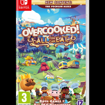 Overcooked - All You Can Eat Edition Nintendo switch